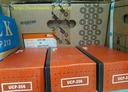 Подшипники ucp-206 craft купить