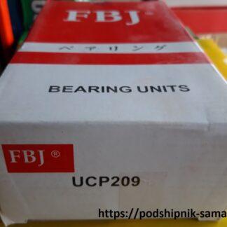 Подшипниковый узел ucp209 fbj купить