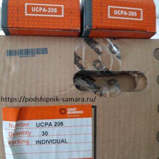 Подшипник ucpa-206 craft купить