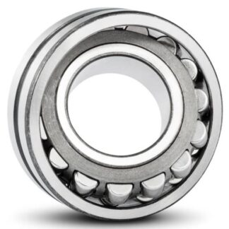 Роликовый сферический подшипник с сепаратором из стали