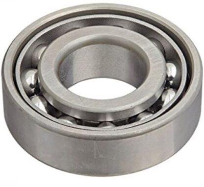 Шариковый радиально-упорный с сепаратором из стали