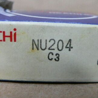 Подшипник NU204 (32204)