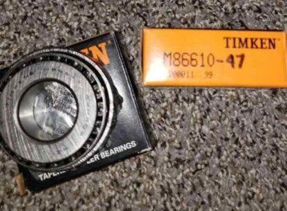 Подшипник M86647-M86610