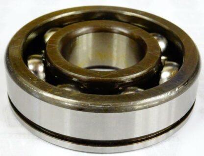 Подшипник с проточкой под стопорное кольцо открытый